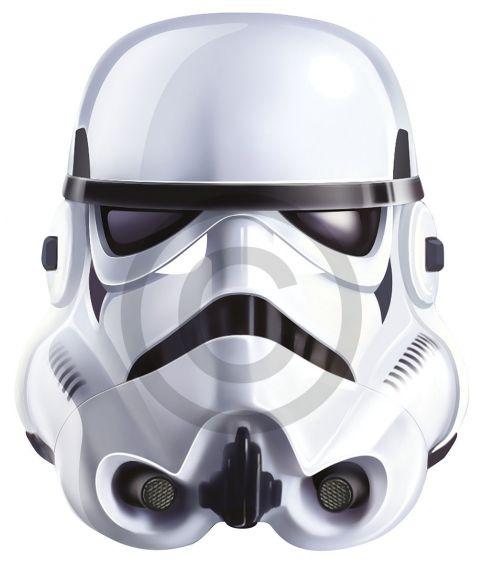 Stormtrooper papmaske