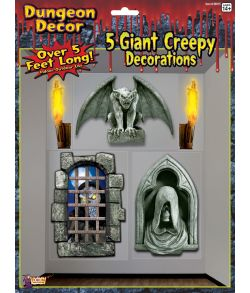 Creepy Dungeon Scene Setters