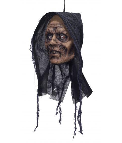 Afrevet hoved - Zombie