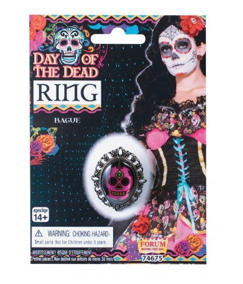 De dødes dag ring