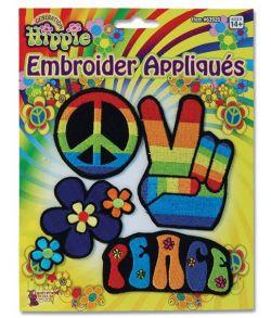 Peace broderier