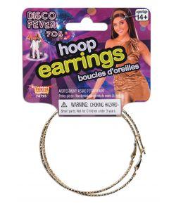 Disco øreringe