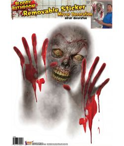 Blodig zombie