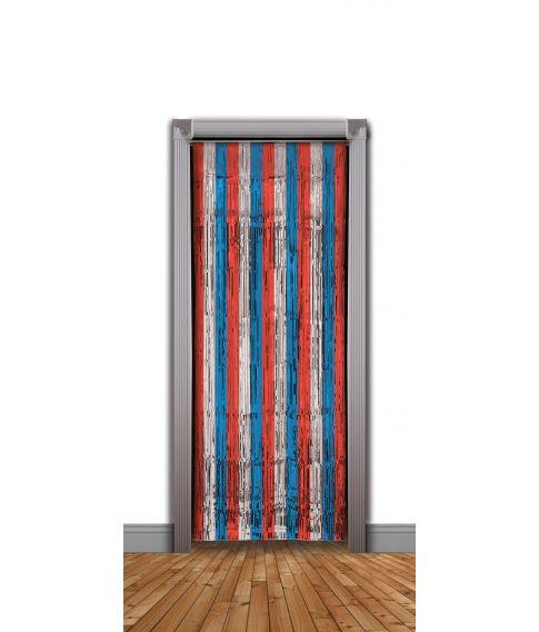 Folie dørgardin USA