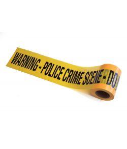 Crime Scene afspærringsbånd