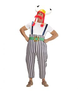 Obelix kostume