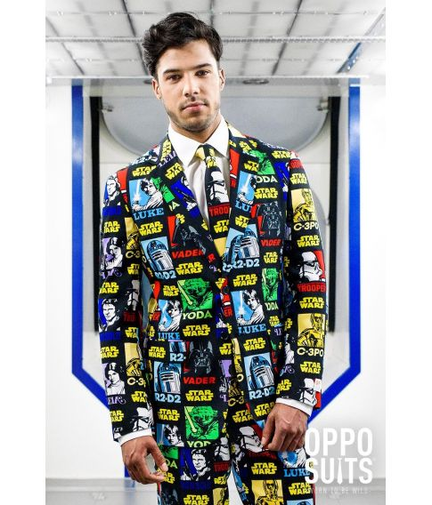 OppoSuit Strong Force