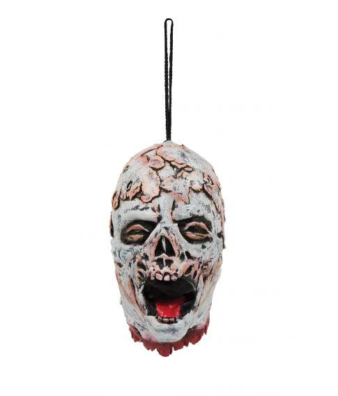 Melting Skeleton Head