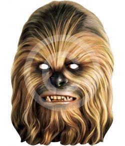 Chewbacca papmaske