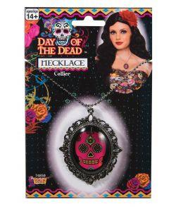De dødes dag halskæde