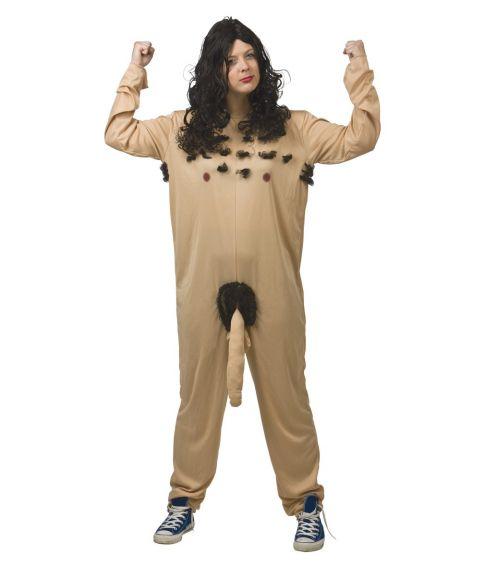 Nøgen mand kostume