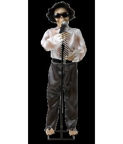 Syngende og dansende skelet