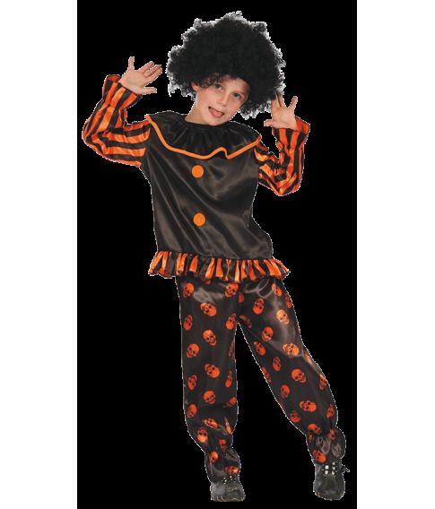 Mad Clown kostume