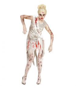 Miss World Zombie kostume