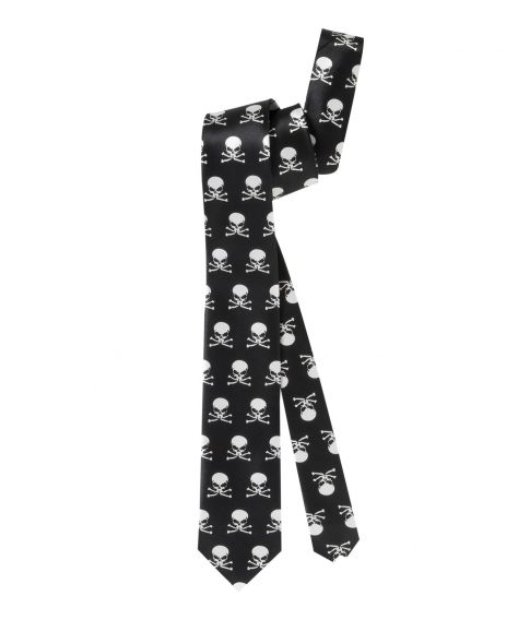 Dødningehoved slips