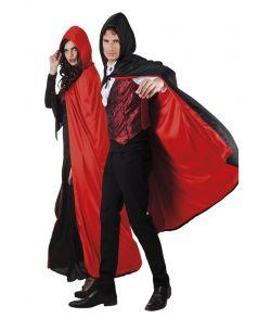 Vendebar kappe rød og sort