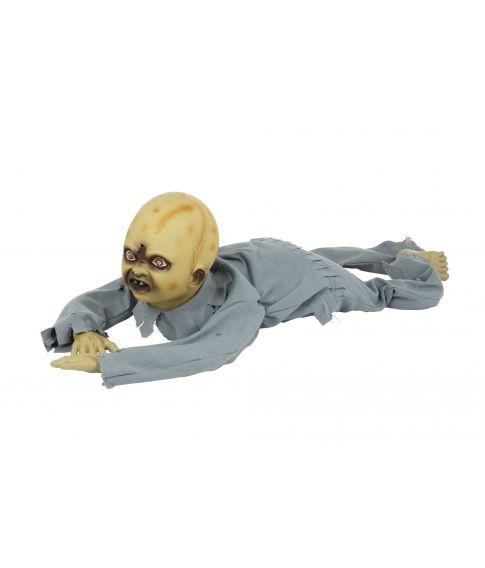 Kravlende Zombie Baby