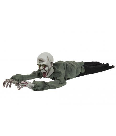 Kravlende Zombie