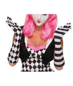 Harlequin handsker