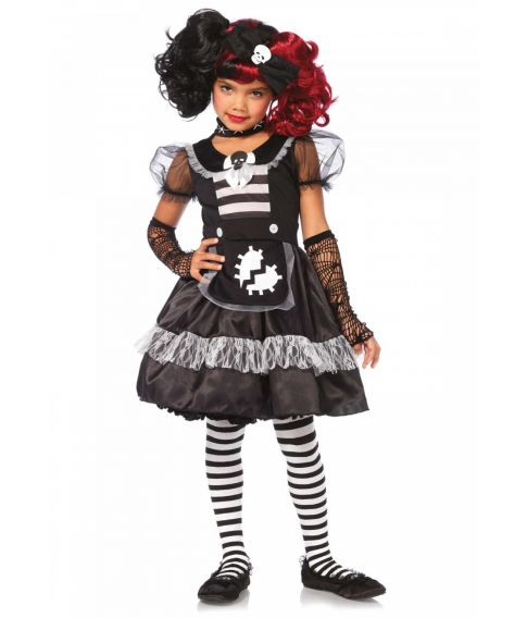 Rebel Rag Doll kostume