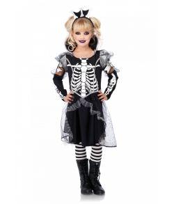 Skeleton Princess kostume