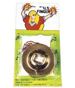 Fingerbækken