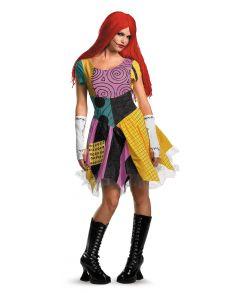 Sassy Sally Nightmare kostume