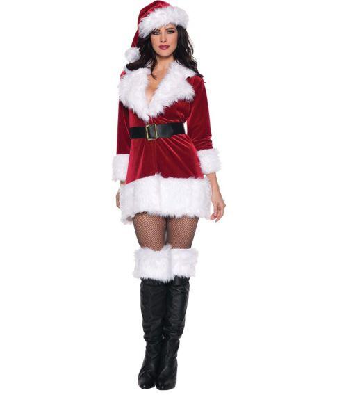 Secret Santa kostume