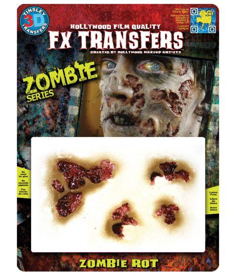 Rådden zombie FX