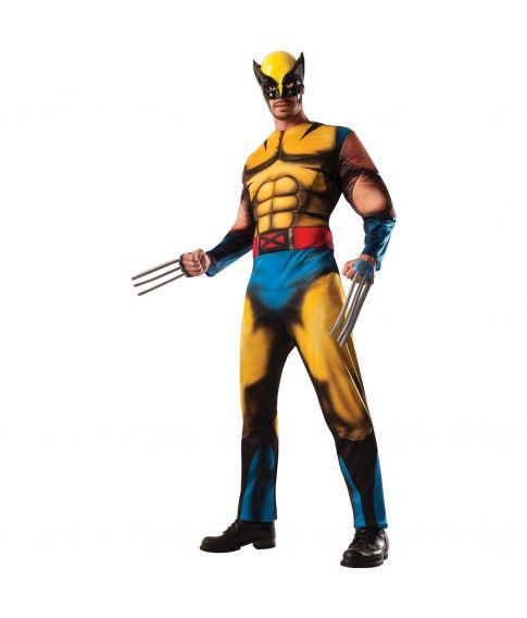 Wolverine kostume