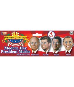Præsidenter på pind
