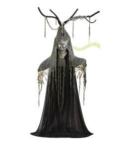 Talende hjemsøgt træ