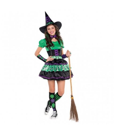 Wicked Cool Witch kostume