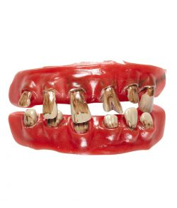 Gammel mand tænder