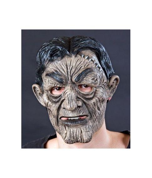 Stiched up Wound maske, barn