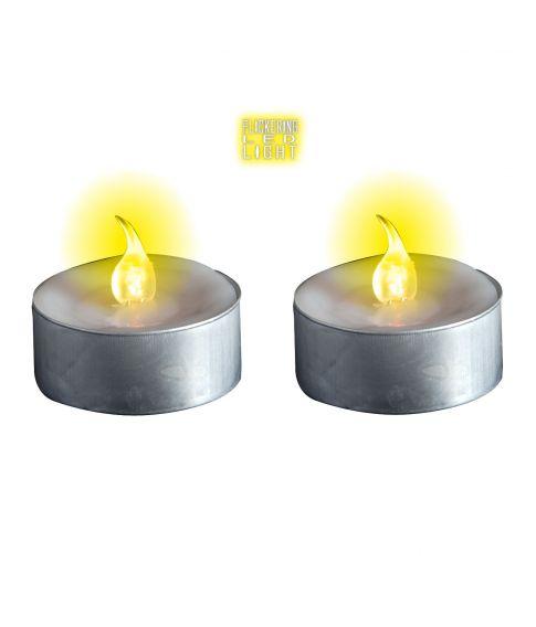 Fyrfadslys LED