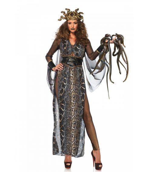 Medusa kostume