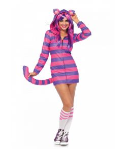 Cozy Cheshire Cat kostume
