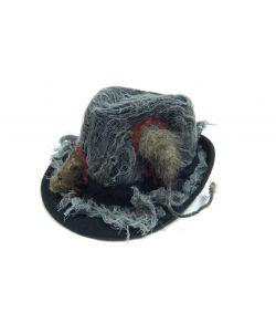 Hat med rotte