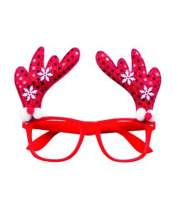 Briller med gevir