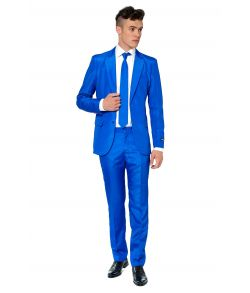Suitmeister blåt jakkesæt