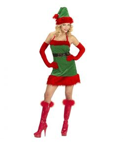 Julealf kostume