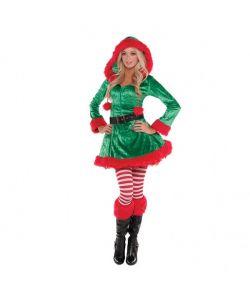 Sassy Elf kostume