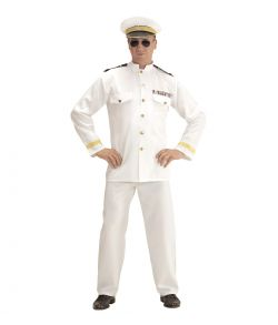 Navy Captain kostume