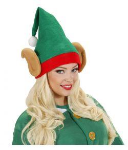 Julealf hue med ører