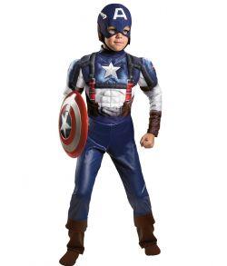 Captain America Avengers kostume