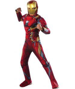 Iron Man Civil War kostume