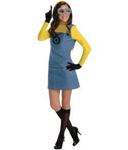 Lady Minion kostume
