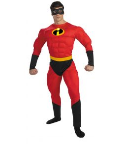 Mr Incredible kostume