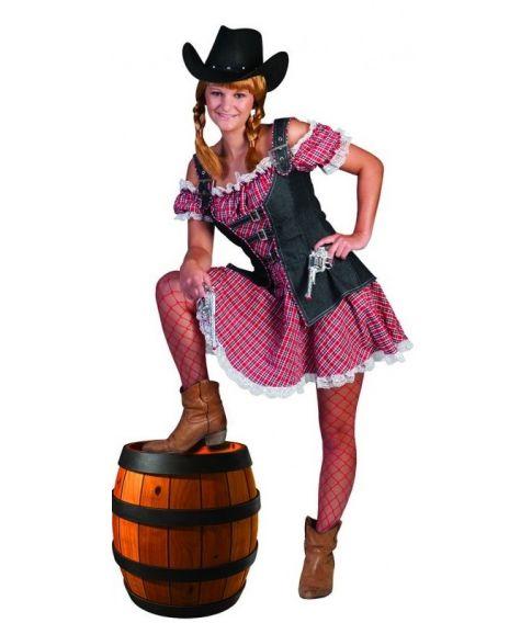 Ranger Cowgirl, kort